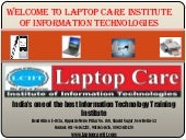 Laptop Chiplevel Repairing Institute