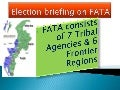 2013 FATA Pre-election Briefing (February 2013)