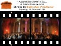 OvidiuRo-The 2014 Halloween Charity Ball at the People's Palace in Bucharest, Romania- Save the date October 25