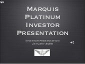 Ppt Of Mp Investor Presentation