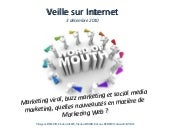Veille Internet sur le marketing vi...