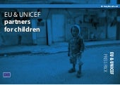 EU & UNICEF - partners for children