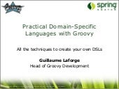 Practical Groovy Domain-Specific La...