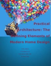 Practical architecture the defining elements of modern home design  activemetal.com.au