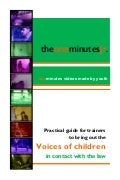 Practical guide for OneMinutesJr videos on Juvenile Justice