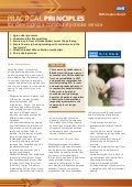 Practical principles for developing a community stroke service