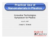 Practical Use Of Nanomaterials In P...