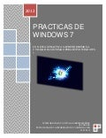 Practicas windows 7
