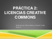 Práctica 2 licencias creative commo...