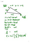 preCalculus 803 Law of Cosines!