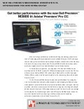 New Dell Precision M3800 mobile workstation vs. Apple MacBook Pro with Retina display