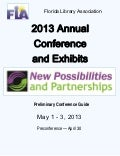 2013 Annual Conference and Exhibits - Preliminary Conference Guide