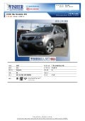 Pre-Owned 2013 Kia Sorento EX Boulder CO
