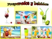 Preparados y coctails recipes