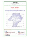 Preparation of flood risk and vulnerability map final report ktm sept_17