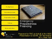 Preparedness presentation nov 18th ...