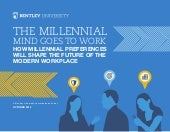 PreparedU: The Millennial Mind Goes to Work