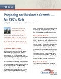 FSO Training: Preparing for Business Growth