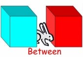 Prepositions of movement in English pictures and videos
