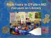Preschools in O'Fallon MO Focuses o...