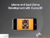 Iphone and Ipad development Game wi...
