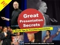 5 Public Speaking & Presentation Skills Secrets