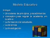 Modelo educativo virtual