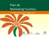 Plan de Marketing Turístico Provinc...
