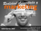 Realidad Aumentada, Marketing & Bus...