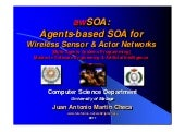 awSOA: Agents-based SOA for Wireles...