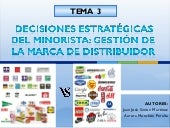 Decisiones estrategicas del minoris...