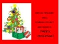 Digital Christmas cards for Comenius children