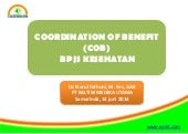 Presentasi COB (Coordination of Ben...