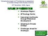 Presentation Adaptation Conference ...