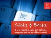 Clicks & Bricks