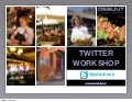 Twitter Workshop | De Colonie Waardenburg
