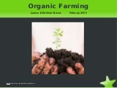 Organic Farming for the Developing ...