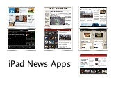 iPad News Apps