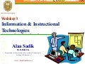 Information & Instructional Technology