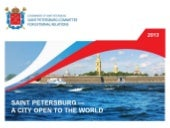 Saint Petersburg - a city open to t...