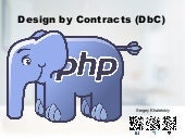 Design by Contracts in PHP