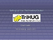 July 2010 Triangle Hadoop Users Gro...