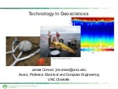 Technology in Geosciences