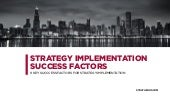 Presentation | Strategy Implementat...