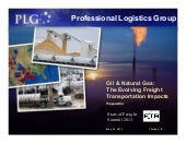 PLG 2013 State of Freight Summit Pr...