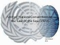 United Nations Convention on Law of the Sea (1973)