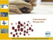 Nanocomposite Biomaterials