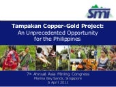 Tampakan Copper-Gold Project