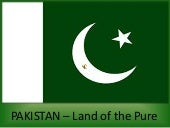 Presentation on Pakistan