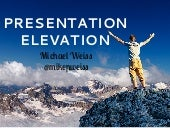 How to Elevate Your Presentation
